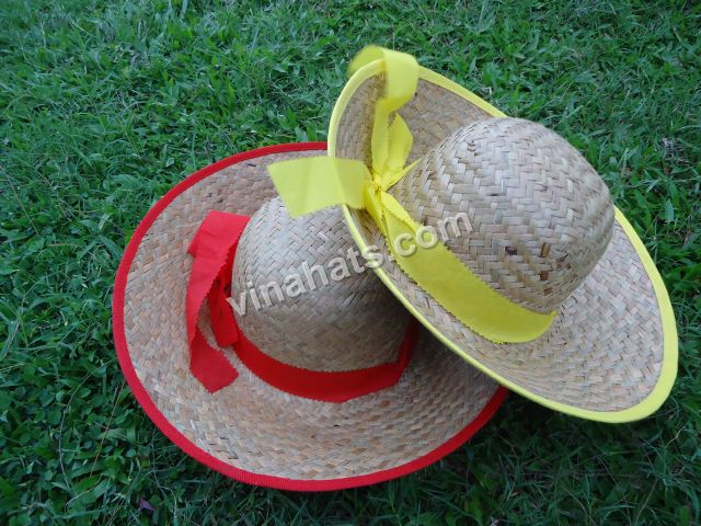 Mua Straw Hat From Viet Nam
