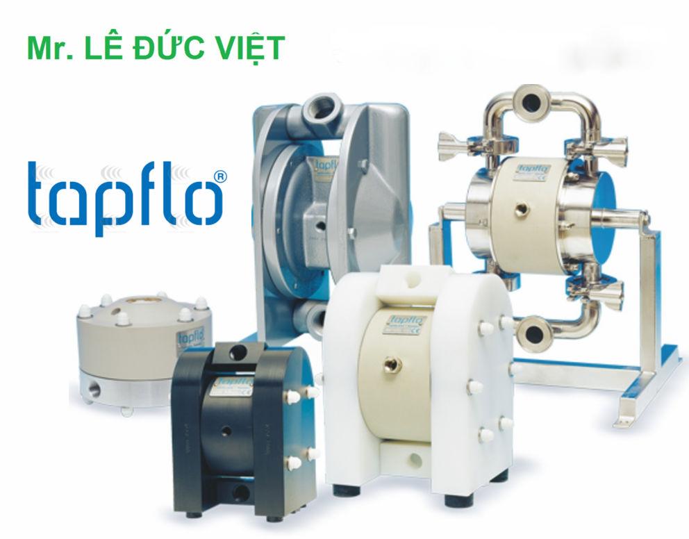 Mua Bơm màng Tapflo (Tapflo diaphragm pumps)