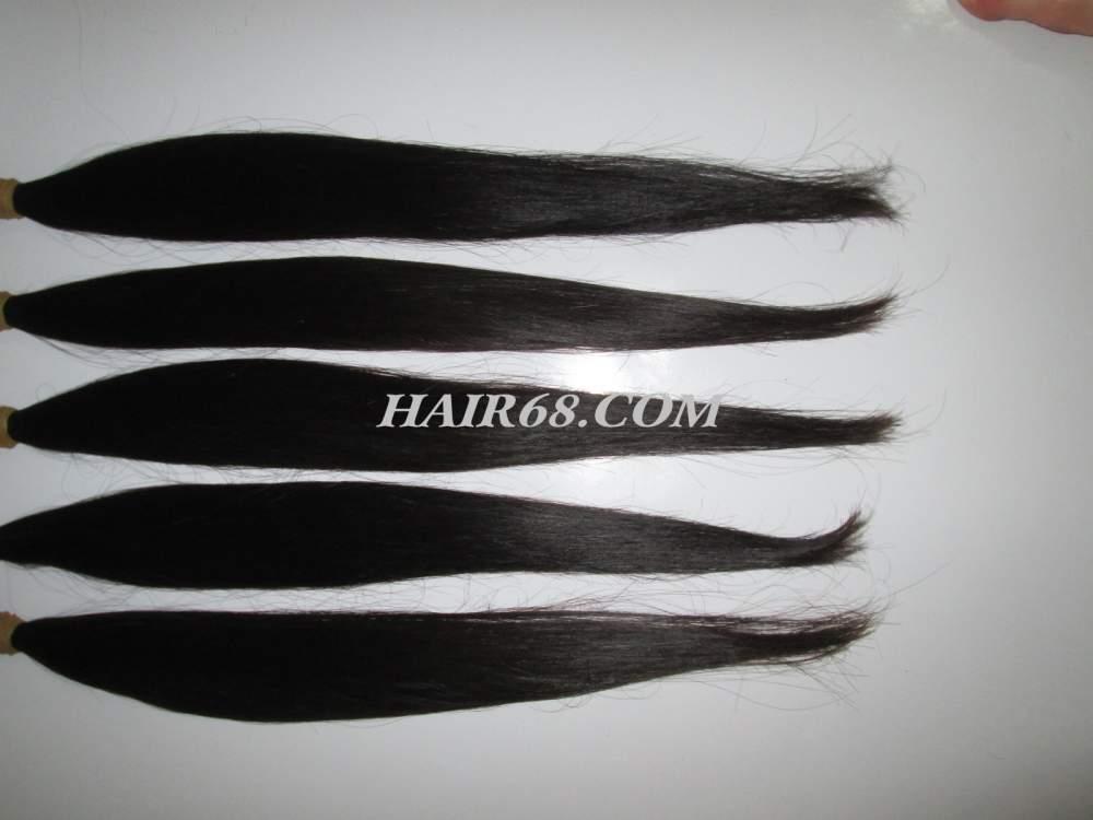 "THIN HAIR-14""(35CM)-BEST QUALITY 100% NATURAL"