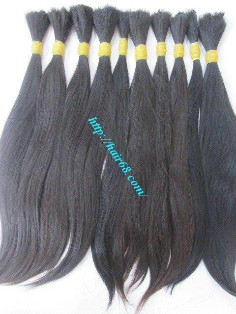 100% Natural Vietnam Remy Hair Good for Hair Extention