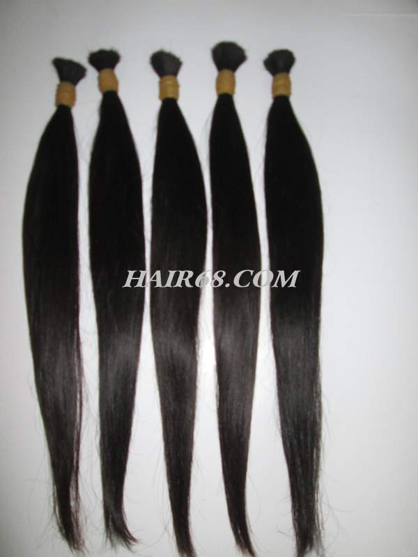 "THIN HAIR-22""(55cm)-FAST DELIVERY LARGE STOCK OF HUMAN HAIR"