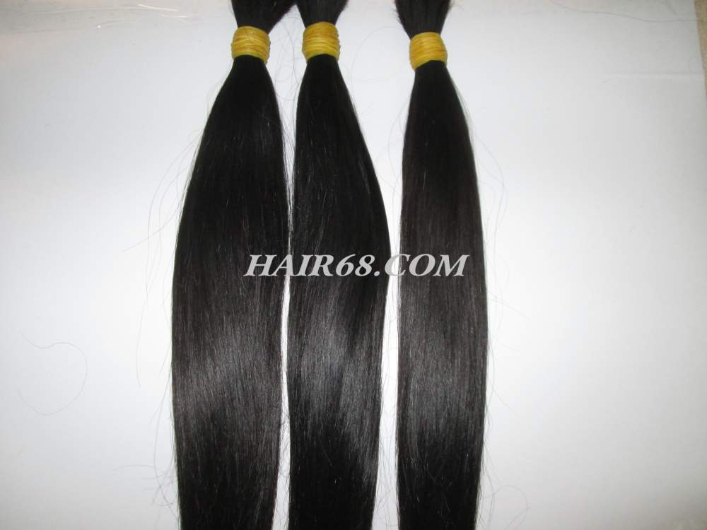 "DOUBLE DRAWN STRAIGHT HAIR/26""(65Cm)/VIETNAM REMY HAIR COMPANY-HAIR SUPPLY HIGH QUALITY- REASONABLE PRICE."
