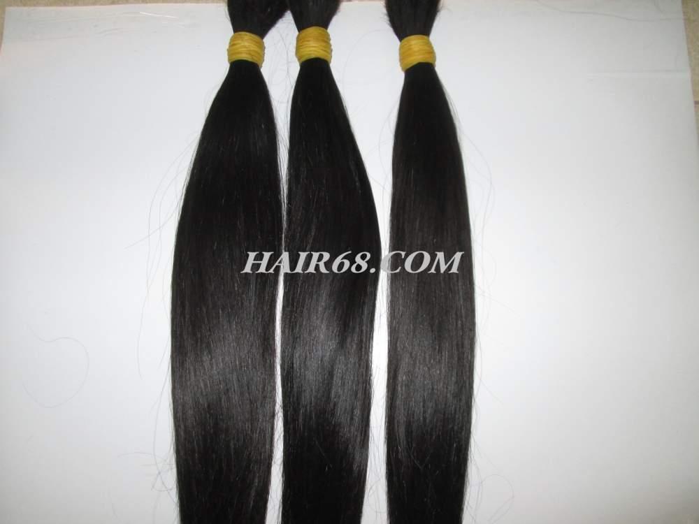 "THIN HAIR-16""(40cm)-LARGE STOCK NATURAL VIETNAM HAIR"