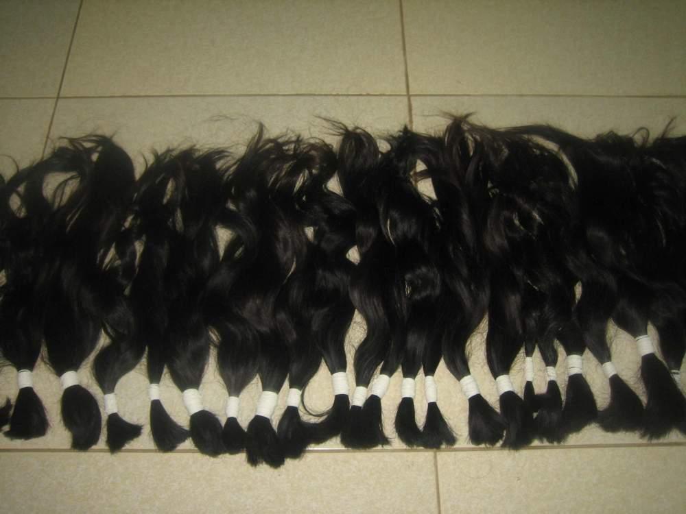 "Thin hair-16""(40cm)-best quality 100% natural"