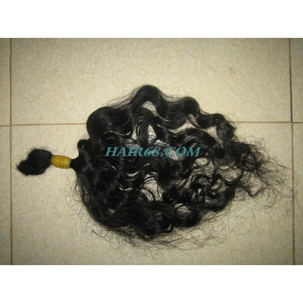 Curly hair-vietnam Remy Hair Company-top quality natural human hair