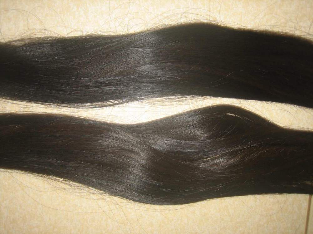 "THIN HAIR-18""(45CM)-Natural human hair high quality special thin hair"