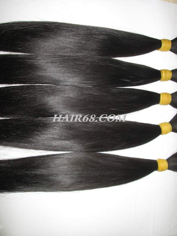 """THICK HAIR STRAIGHT-32""""(80CM)-NEVER NON-REMY HAIR"""