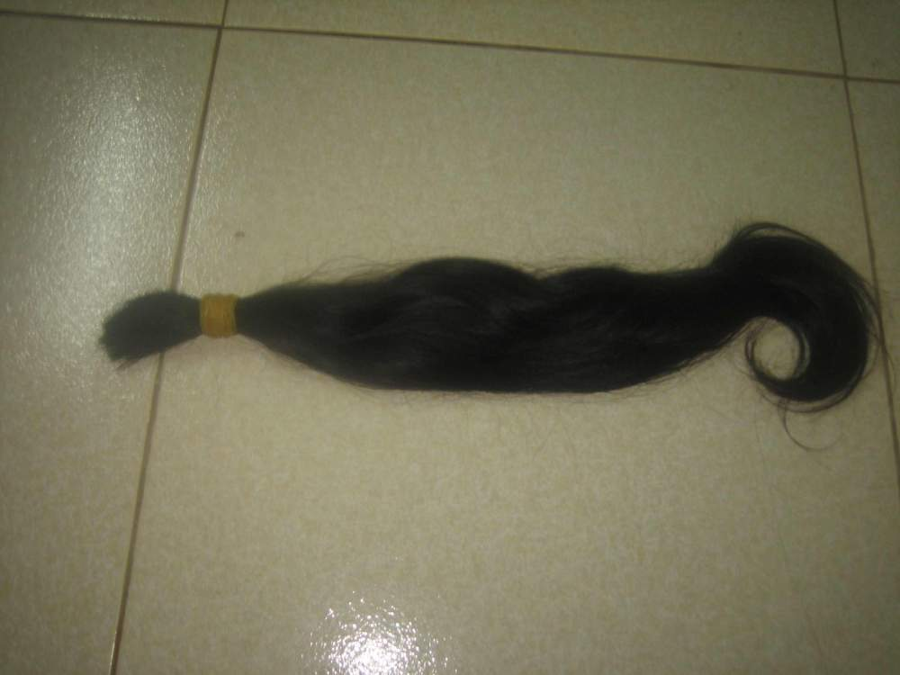 "Thin hair-12""(30cm)-100% NATURAL VIETNAM REMY HAIR GOOD FOR HAIR EXTENTION"