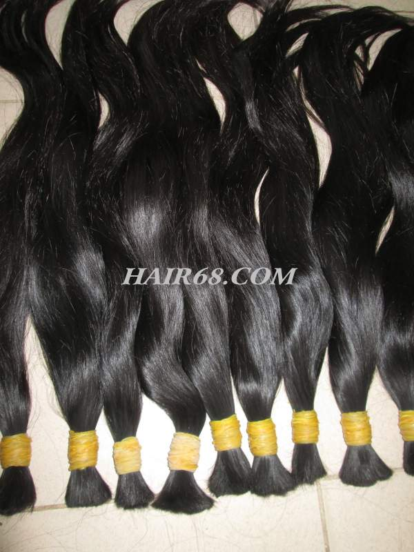 "Thick hair straight-32""(80cm)-hair unprocessed"