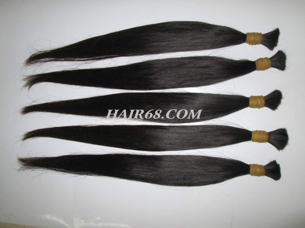 "THIN HAIR-12""(30cm)-BEST QUALITY 100% NATURAL"