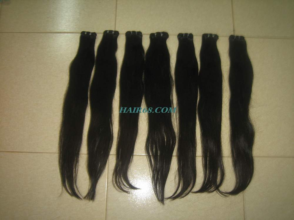 """SINGLE WAVY WEFT HAIR-30""""(75cm)/THE BEST PRICE BEST QUALITY-VIETNAM REMY HAIR COMPANY"""