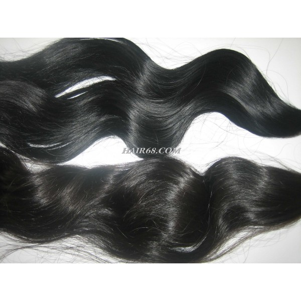 "Thin hair-20""(50cm)-hight quality - remy hair"