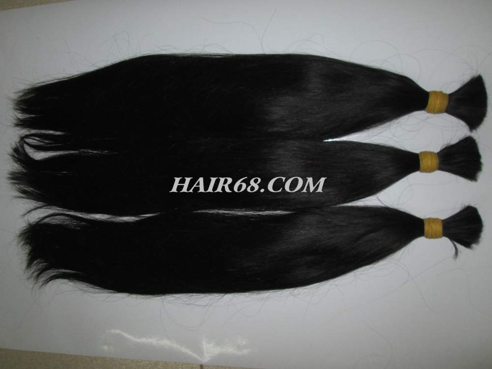"""Thin hair-28""""(70cm)-low price top quality of vietnamese hair"""