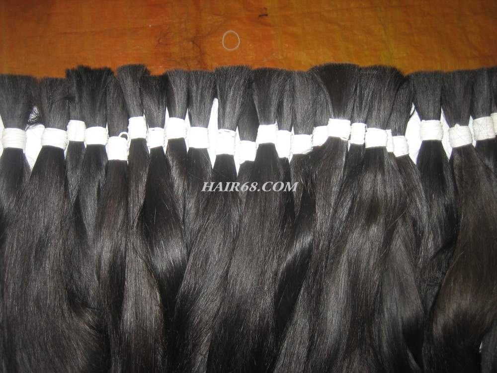 "THICK HAIR-14""(35CM)-100% NATURAL VIETNAM REMY HAIR GOOD FOR HAIR EXTENTION"