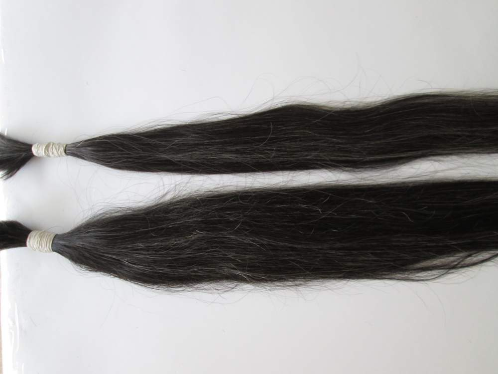 "THIN HAIR-20""(50cm)-100% VIETNAM REMY HAIR HIGH QUALITY OF VIETNAM REMY HAIR COMPANY"