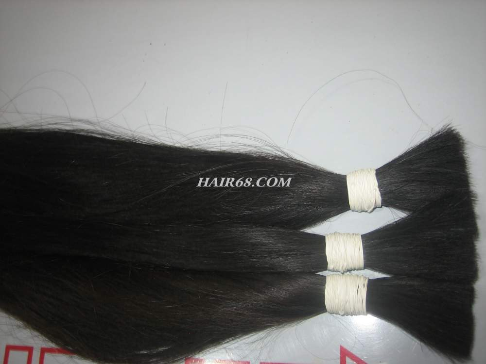 """Thick straight hair/26""""(65cm)/FAST DELIVERY LARGE STOCK OF HUMAN HAIR"""