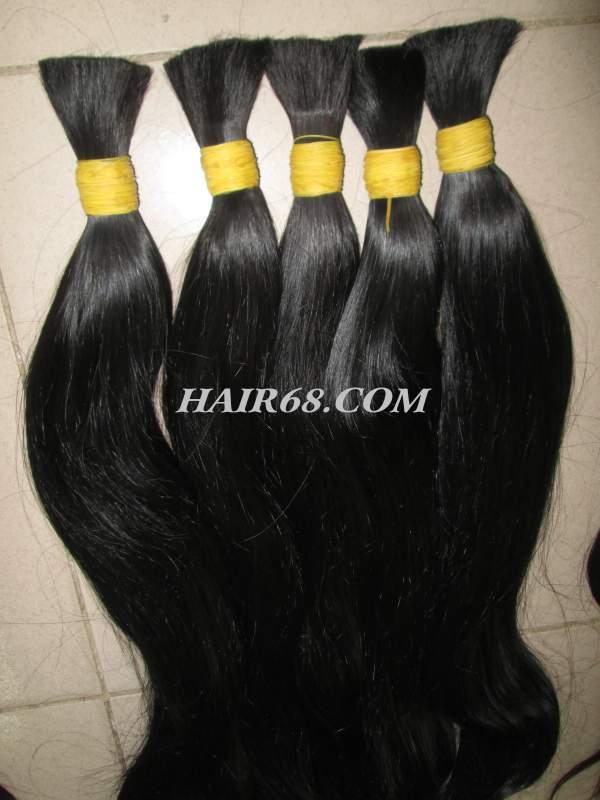 """Original thick hair-22""""(55cm)-high quality asian hair"""