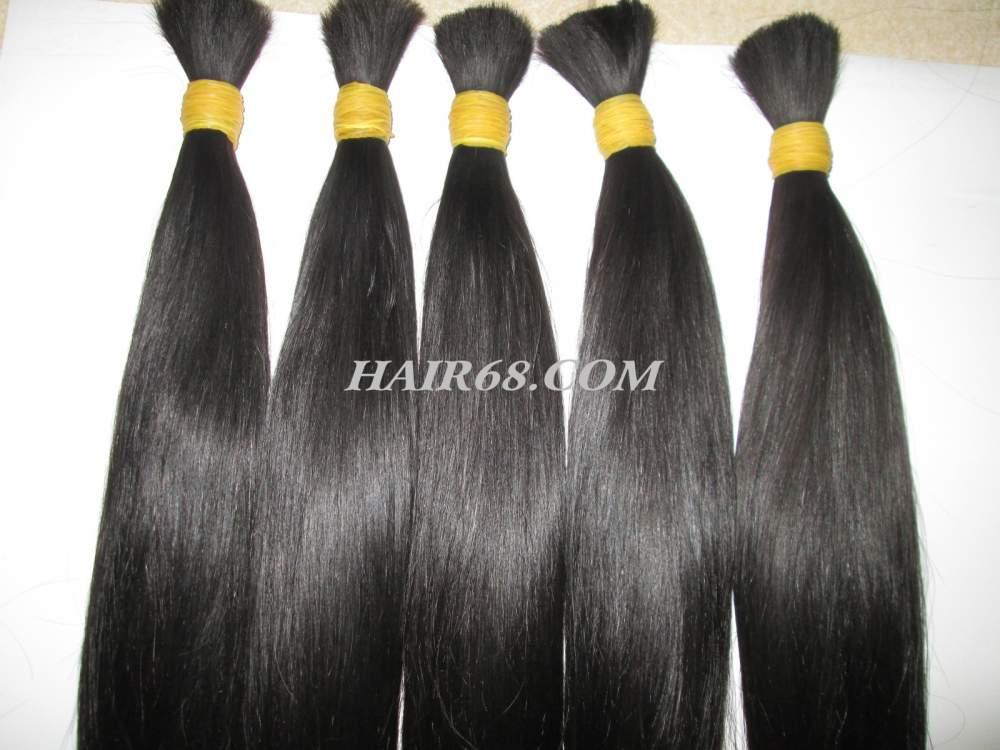 """THICK HAIR-26""""(65cm)-100% original hair"""