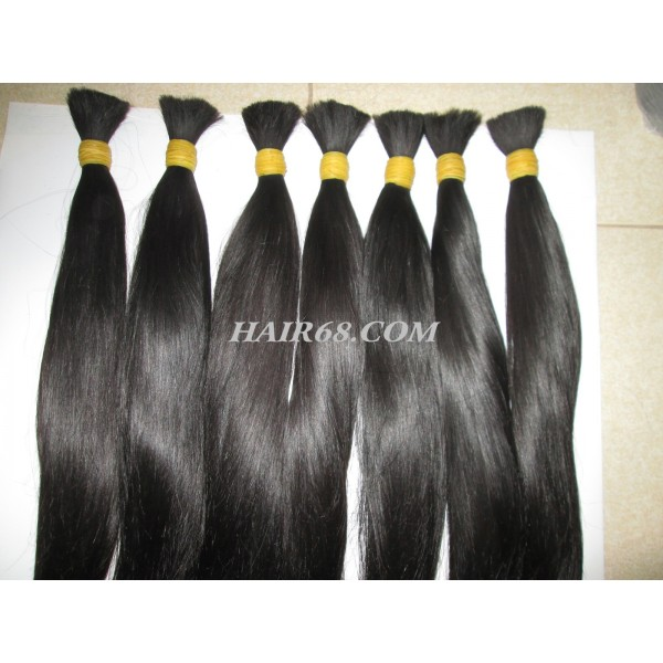 DOUBLE DRAWN STRAIGHT HAIR-16 inch-TOP QUALITY REMY HUMAN HAIR