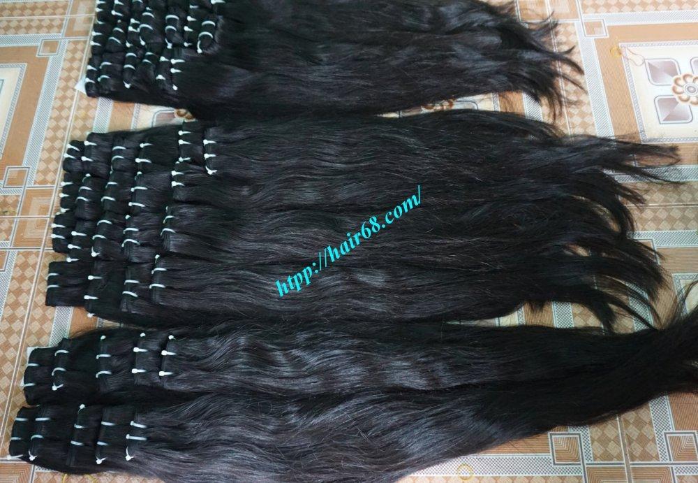 Wholesale Vietnam cheap human hair cuticle hair Intact