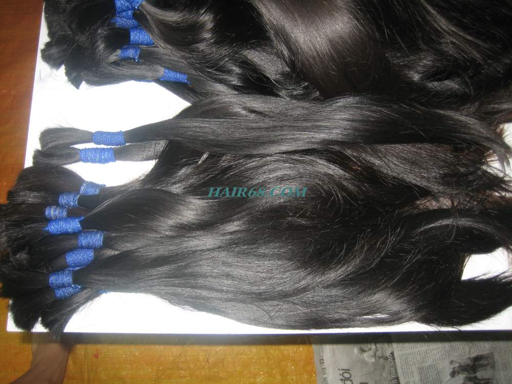 BEST QUALITY 100% NATURAL VIETNAM HUMAN HAIR WITH THIN HAIR