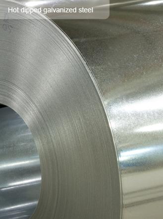 Mua Hot-dipped Galvanized steel sheet in coils
