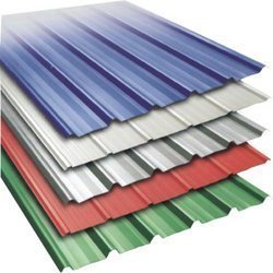 Mua Pre-painted hot-dipped 55% Al-Zn alloy coated steel sheet in coils