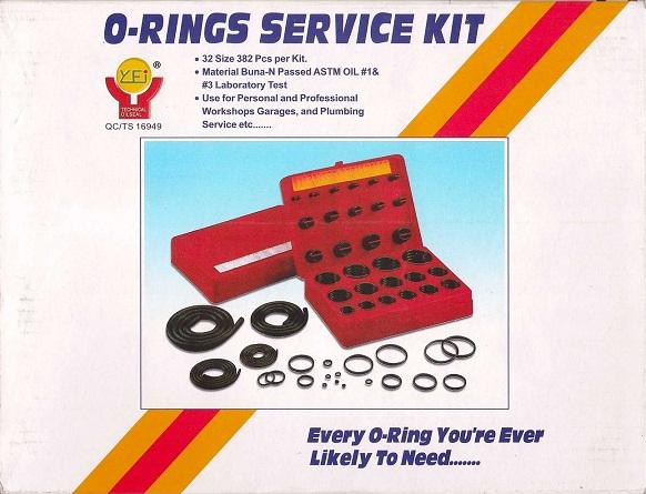 Mua O-ring Kit (vòng đệm)