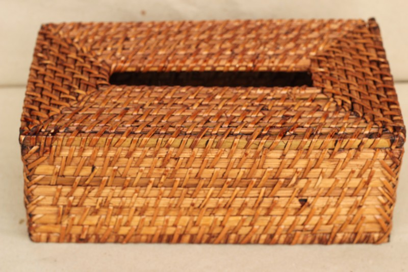 Mua Rattan Tissue Box