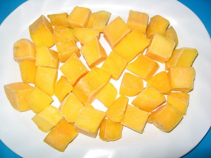 Mua Frozen mango dices