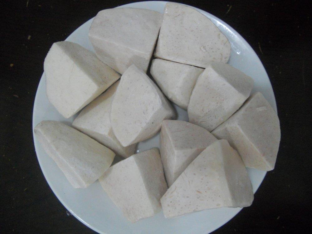 Mua Frozen Taro cubes 60-80gr