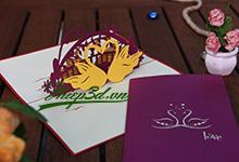 Mua 3D POP UP CARD LOVE PL032