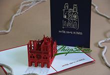 Mua 3D POP UP CARD ARCHITECTURE 0017