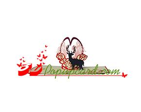 Mua Pop Up 3D Card 3 - Love 0035