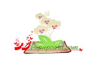 Mua Pop Up 3D Card 2 - Customize 0044