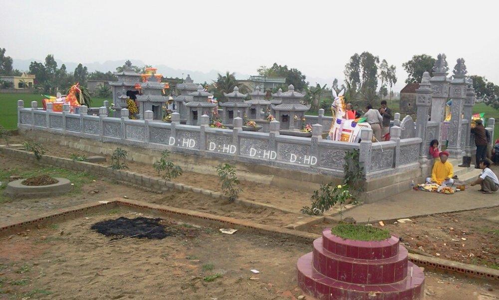 Mua Khu lăng mộ đá