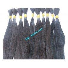 Mua 16 inch Virgin Human Hair Extensions Cheap – Single Straight