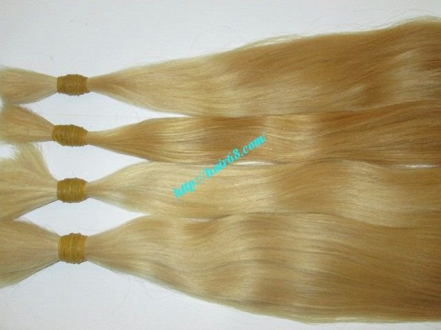 Mua 18 inch Cheap Blonde Human Hair Extensions - Straight