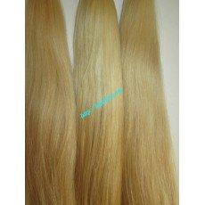 Mua 20 inch Blonde Human Hair Extensions Cheap - Straight