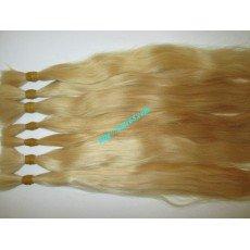 Mua 24 inch Blonde Human Hair Extensions Cheap - Straight