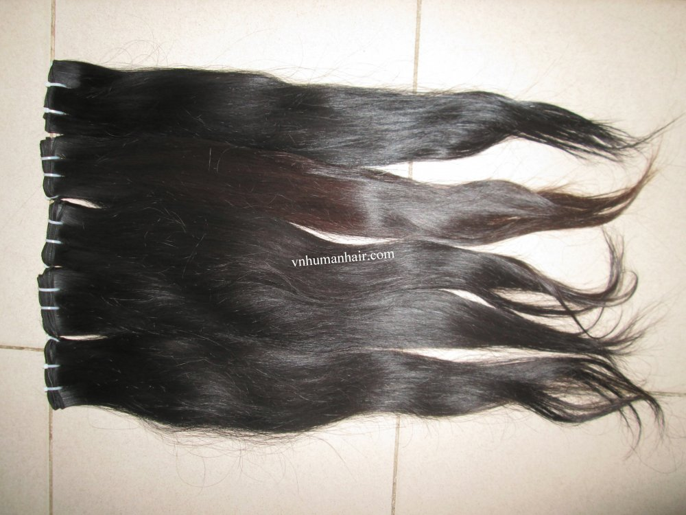 Mua Machine Weft Hair