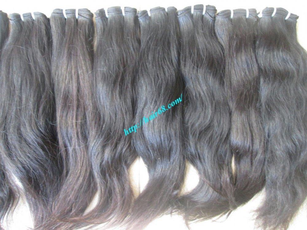 Mua 22 inch Natural Wavy Weave - Single Drawn