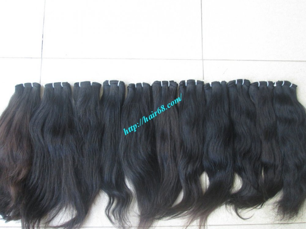 Mua 18 inch Wavy Weave Human Hair - Single Drawn