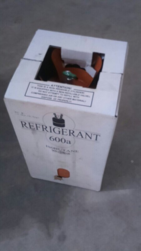 Mua Gas lạnh R600a