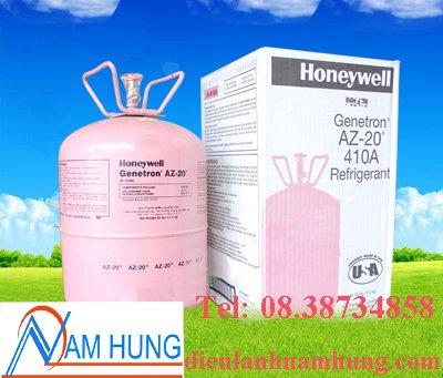 Mua Gas lạnh Honeywell Genetron R410A.