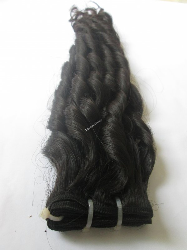 Mua 12 inch Curly Weave Hair Extensions – Single Drawn
