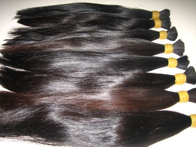 DOUBLE DRAWN STRAIGHT HAIR 10