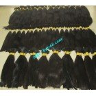 "DOUBLE DRAWN STRAIGHT HAIR 14""(35Cm)"