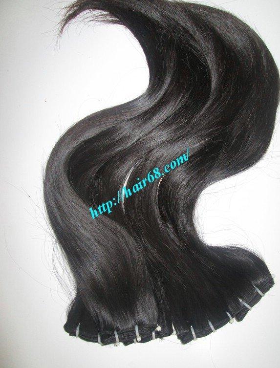 Mua 8 inch Best Human Hair Weave - Single Straight
