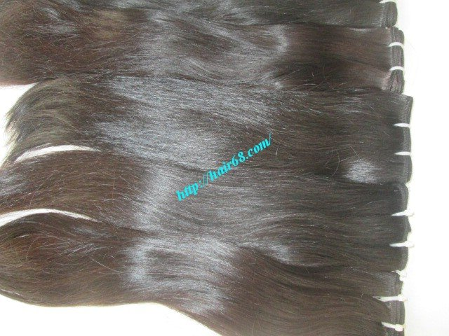 Mua 18 inch Best Natural Human Hair Weave - Single Straight